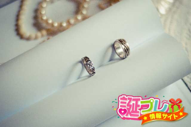 豪華な指輪の画像