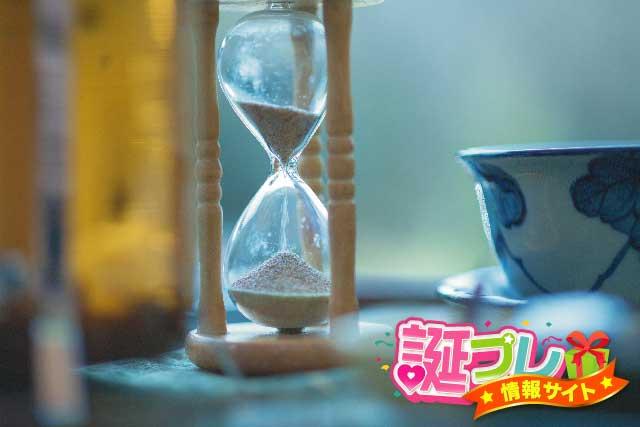 時間が必要の画像