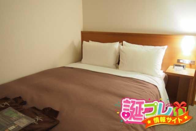 ホテルの部屋の画像