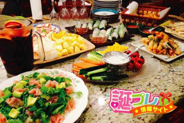 美味しい料理の画像
