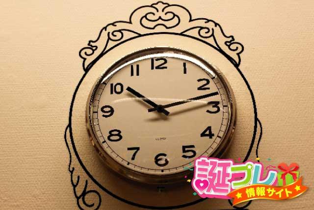 壁掛け時計の画像