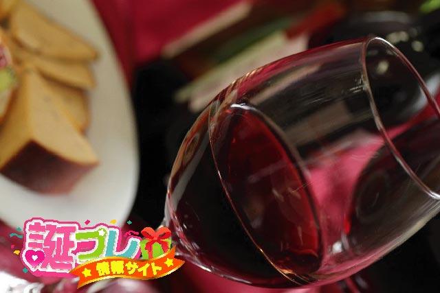 ワインとチーズの画像