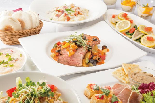 パセラの料理の画像
