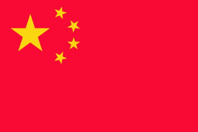 中国の国旗の画像