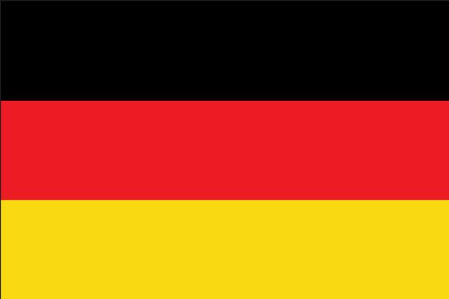 ドイツの国旗の画像