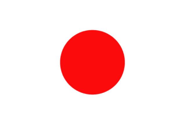 日本の国旗の画像