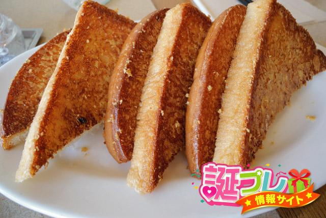 シズラーのチーズトーストの画像