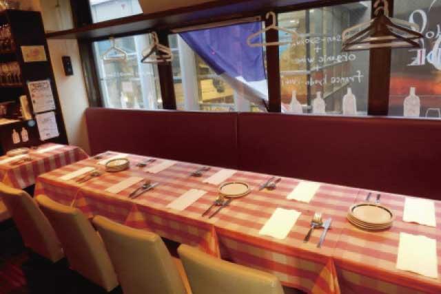 神楽坂ワイン食堂の画像