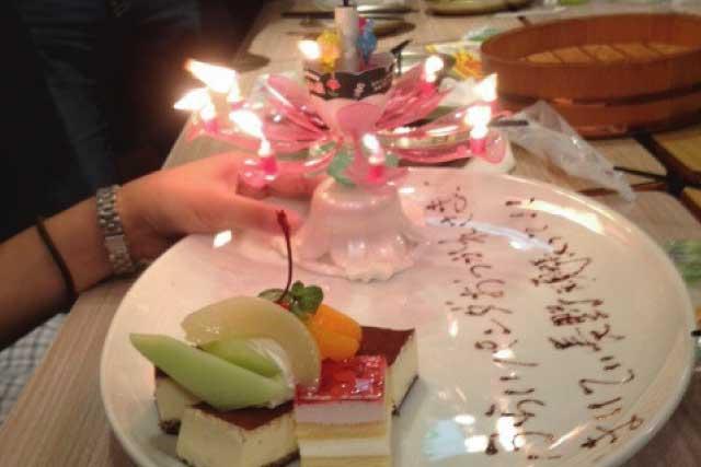 6年4組の誕生日の画像