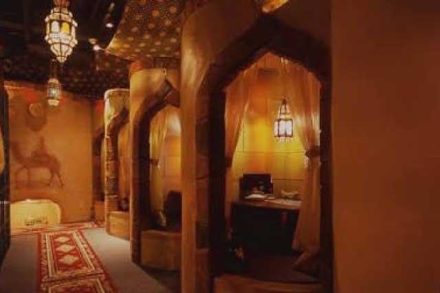 アラビアンロックの画像